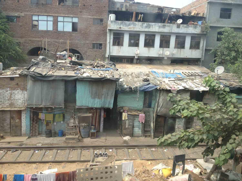 Slums in Delhi 2