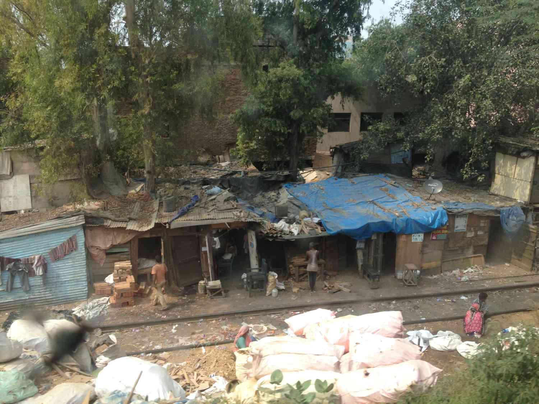 Slums in Delhi 1