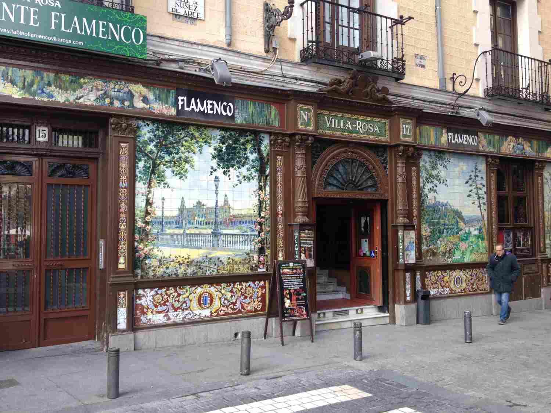Meine Flamenco Bar