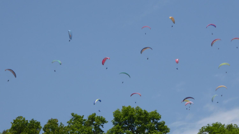 Permalink auf:Paragliding – Die Welt im Auge des Adlers