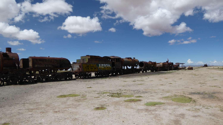 Permalink auf:Südamerika – Nordwärts auf dem einsamen Kontinent