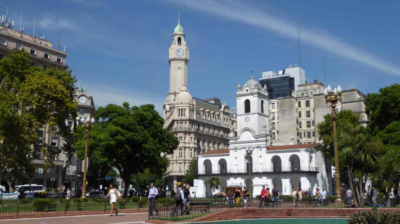 Buenos Aires - Center