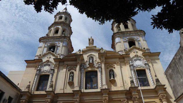 Churches in San Telmo