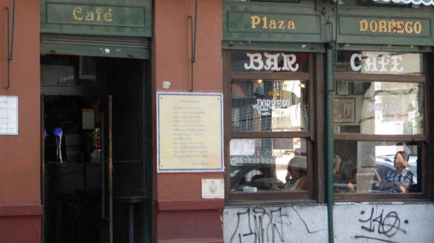Cafes at San Telmo