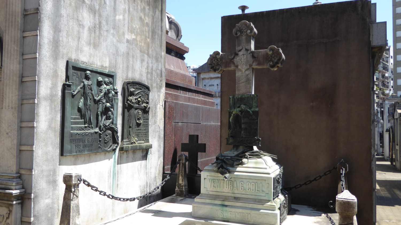 El Cemeterio de la Recoleta 4