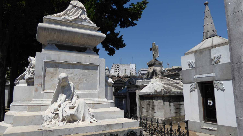El Cemeterio de la Recoleta 6