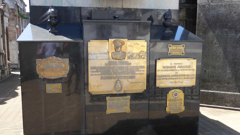 El Cemeterio de la Recoleta 7