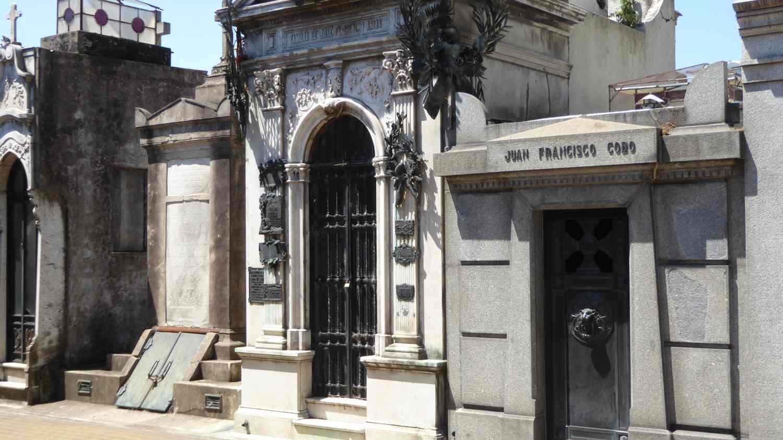 El Cemeterio de la Recoleta 8