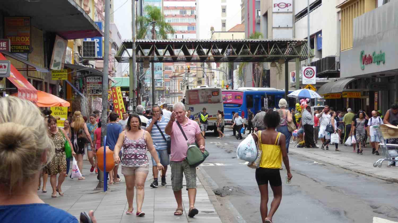 Porto Alegre zentral