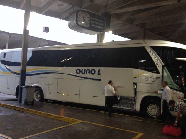 First-Class Bus