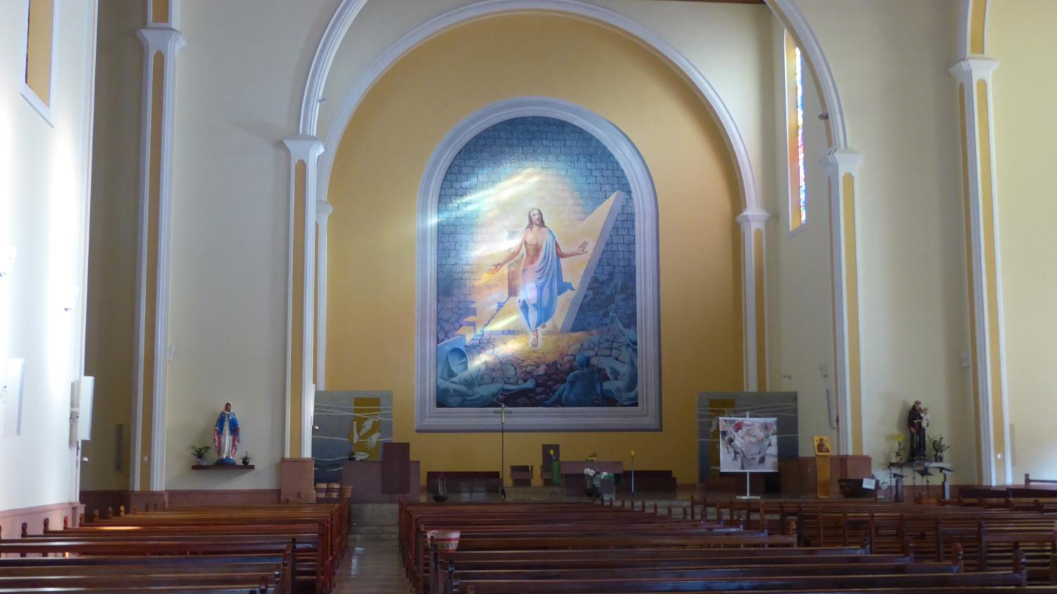 Cathedral in Chapeco