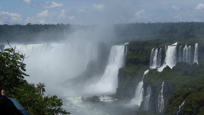 Iguaçu Falls brasilian side