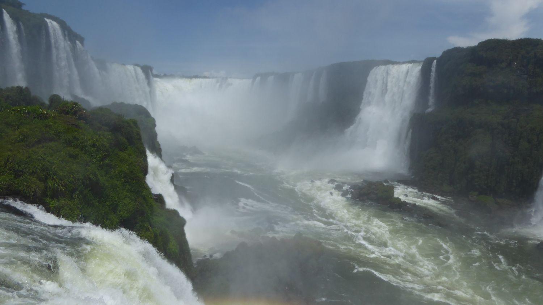 Permalink auf:Südamerika – Die Iguaçu Wasserfälle