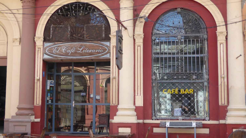 El Café Literario
