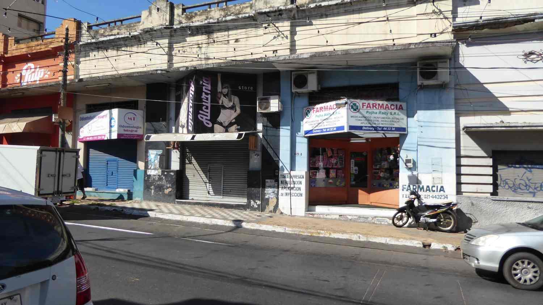 Street in Acuncion