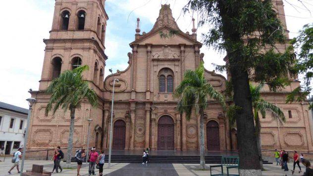 Cathedral in Santa Cruz
