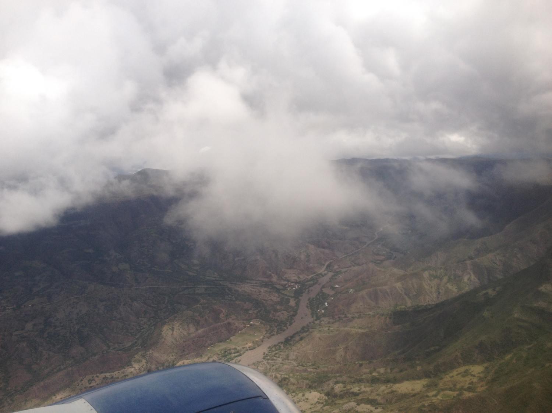 Flight to Sucre 2