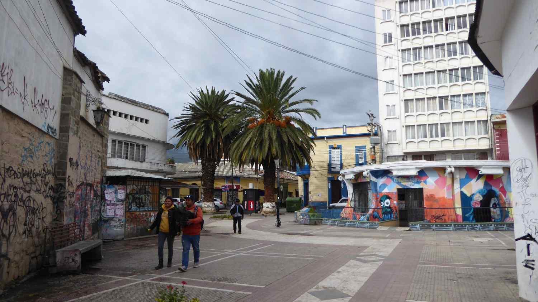 Cochabamba squares