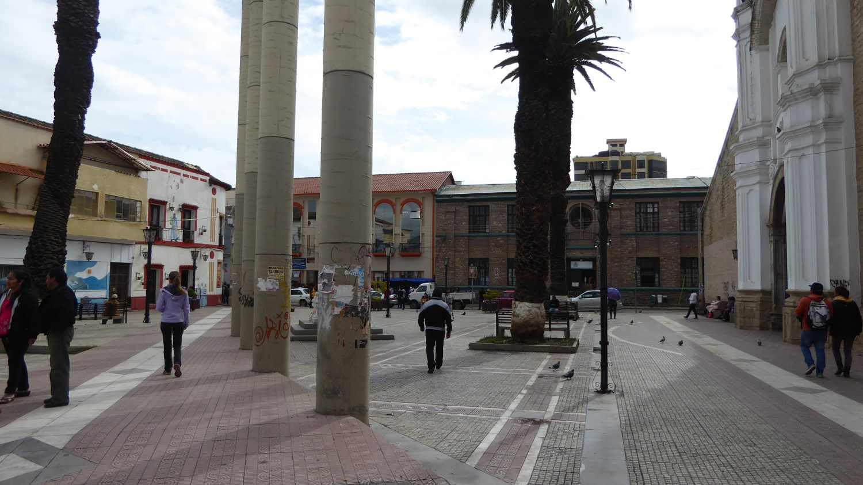 Cochabamba Plaza