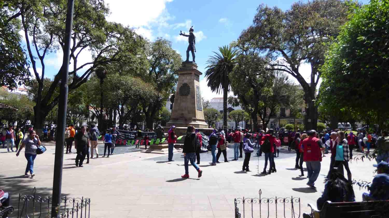 Plaza 25 de Mayo 2