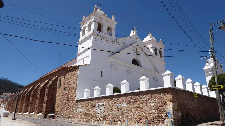 Church in Sucre