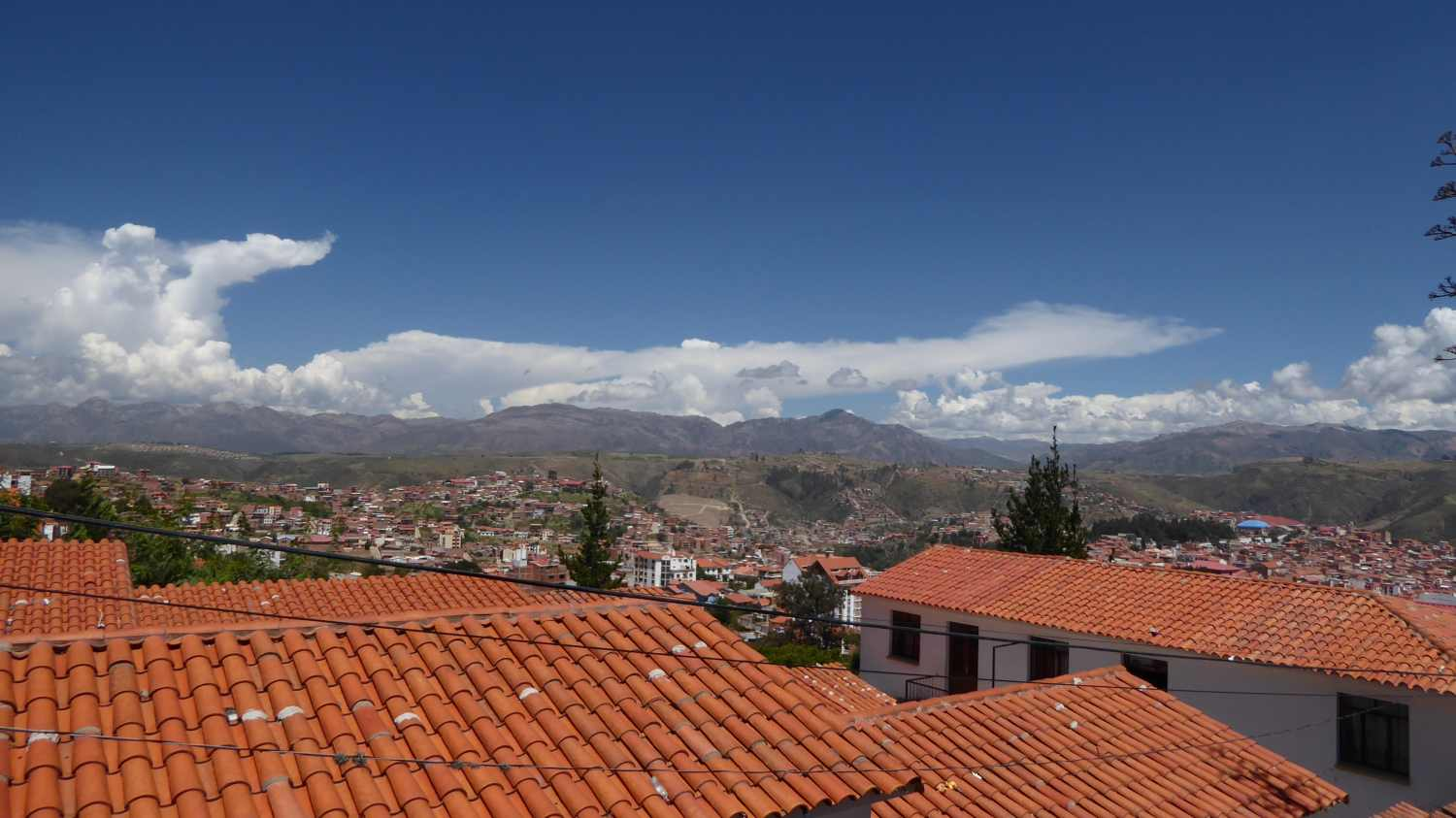 View on Sucre