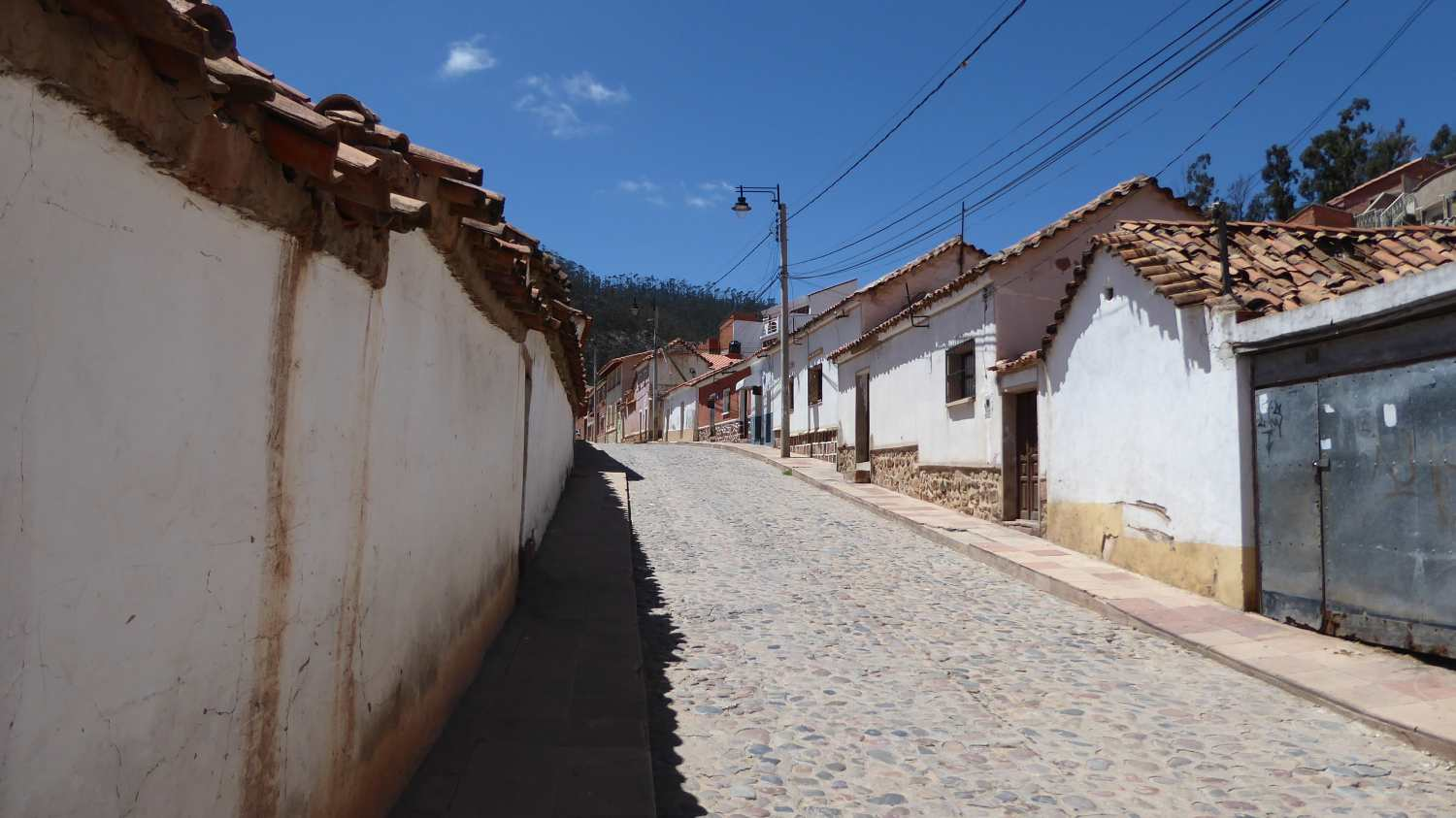 Streets and Alleys