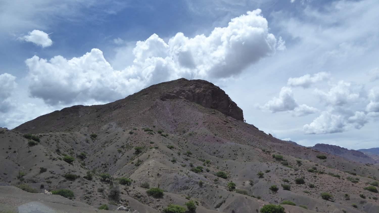 Hills ...