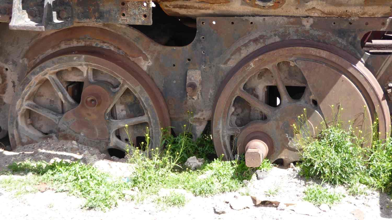 Railway Cemetery 6