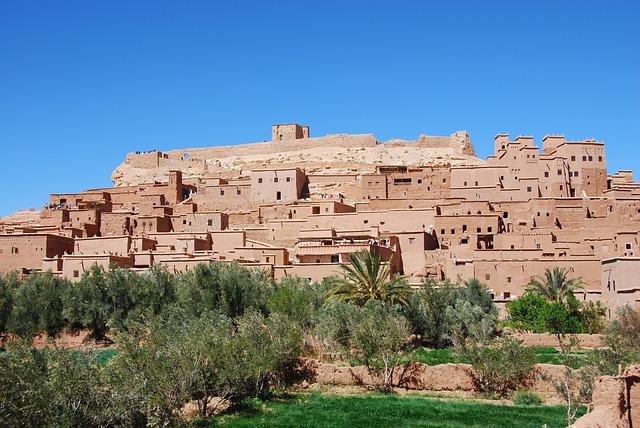 Ouarzazade Morocco