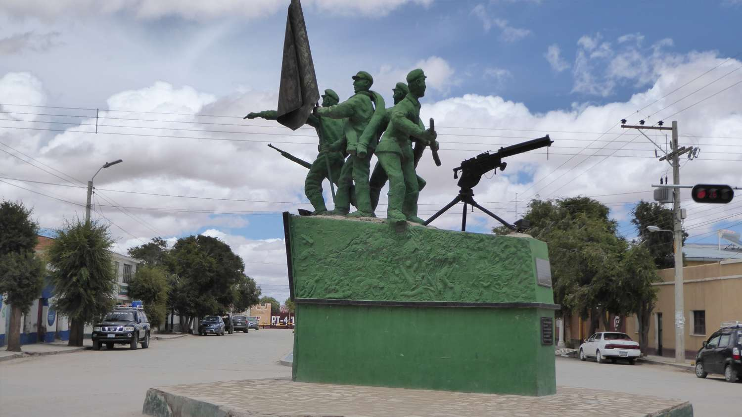 Green Monument