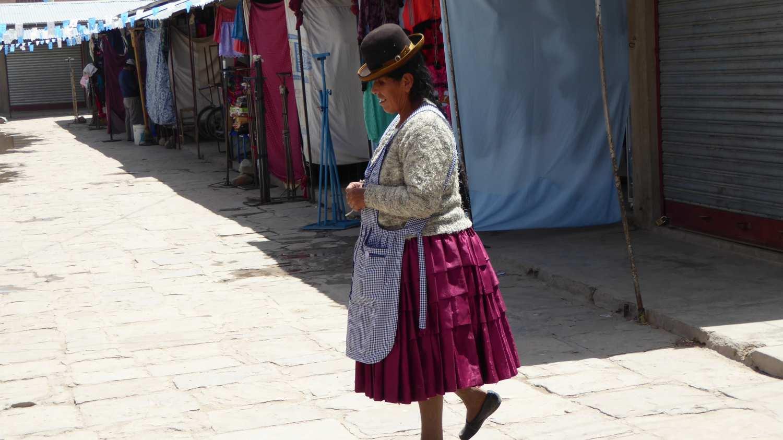 Indio Women in Uyuni 2