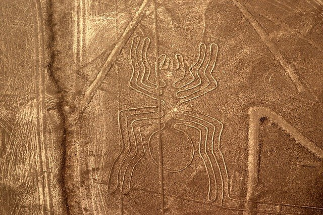 Nazca - pictures from high up