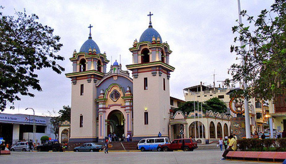 Church in Tumbes