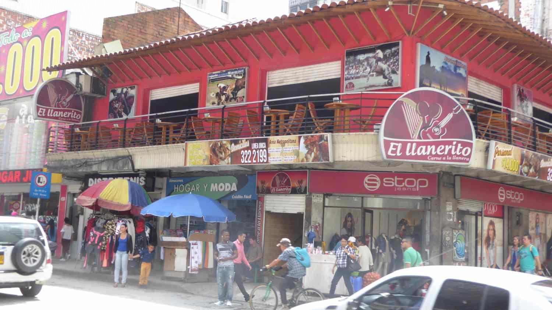 Restaurant in Medellin