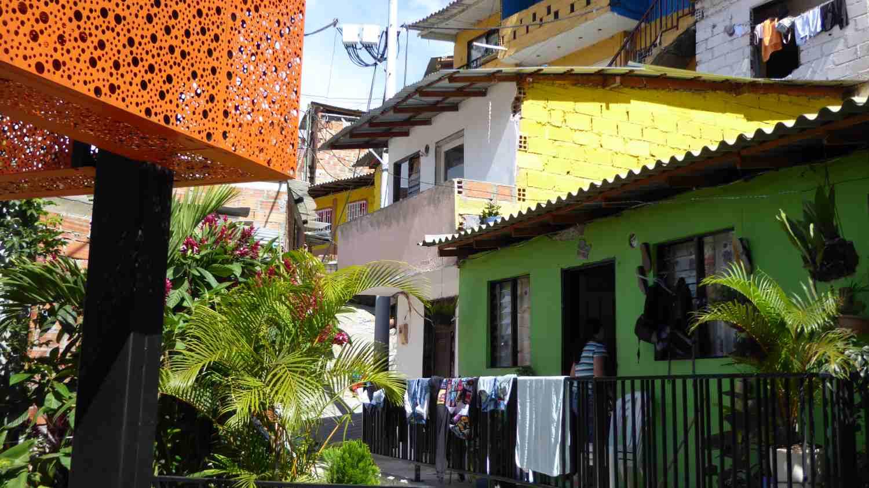 Comuna 13 in Medellin 2