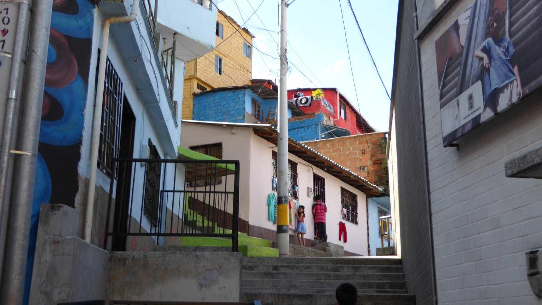 Comuna 13 in Medellin 3