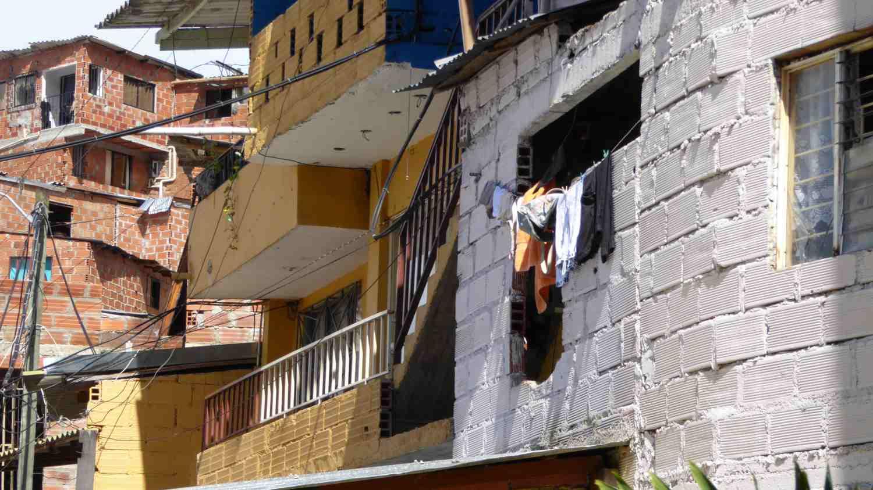 Comuna 13 in Medellin 4