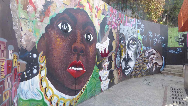 Medellin Graffiti Comuna 13 nr 3