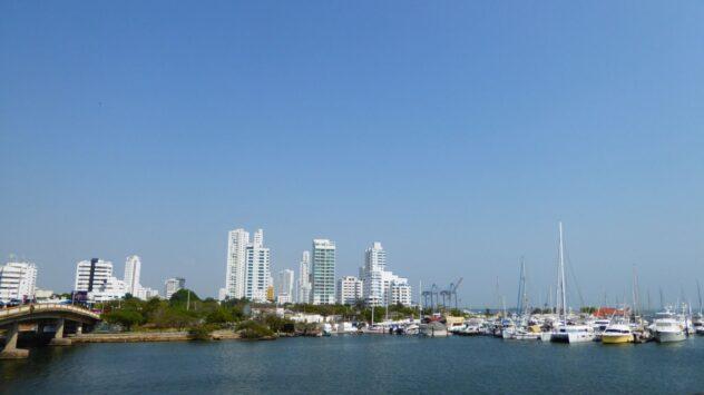 Cartagena Skyline 1