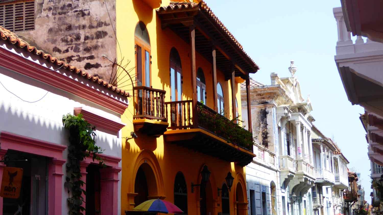 Cartagena Houses 3