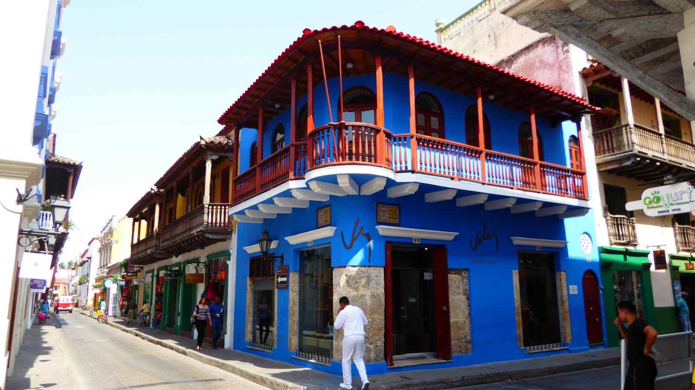 Cartagena Houses 1