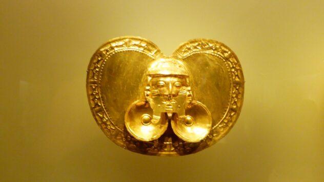 The Gold Museum in Bogota 5
