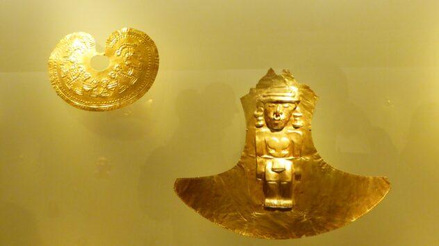 The Gold Museum in Bogota 4