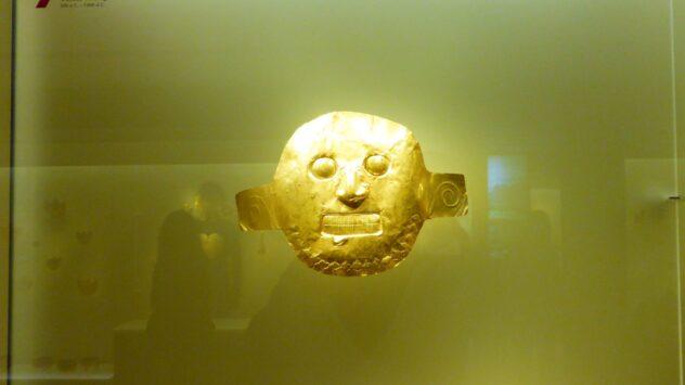 The Gold Museum in Bogota 3