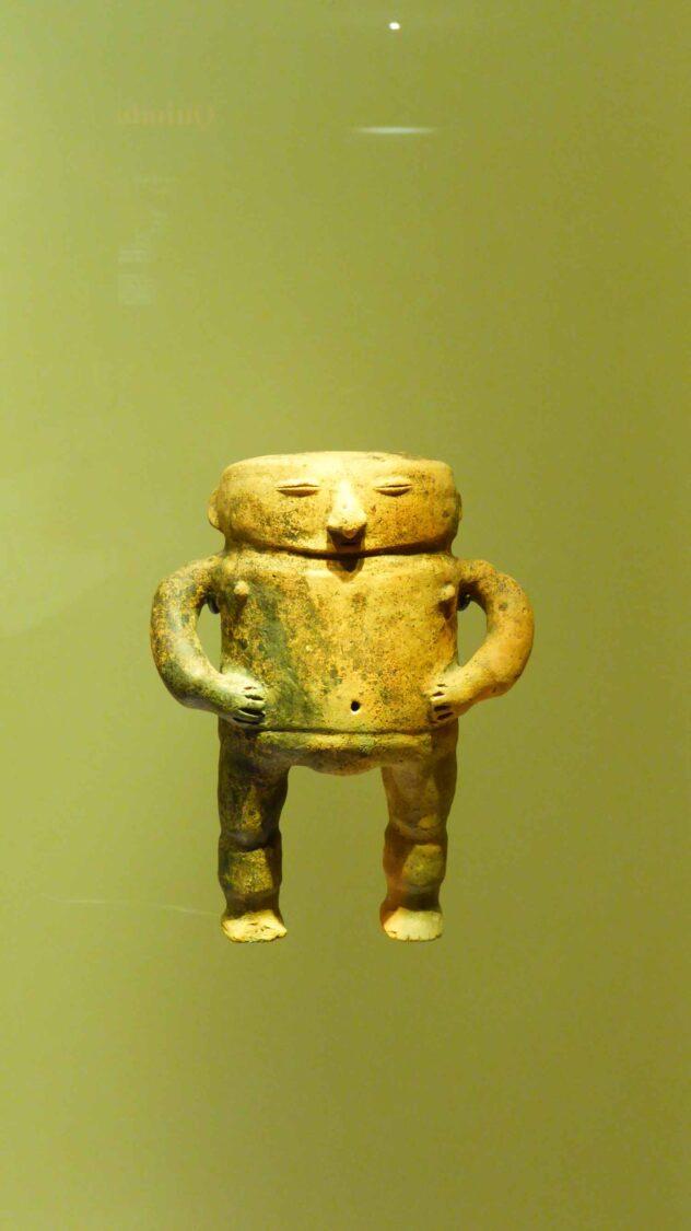 The Gold Museum in Bogota 2