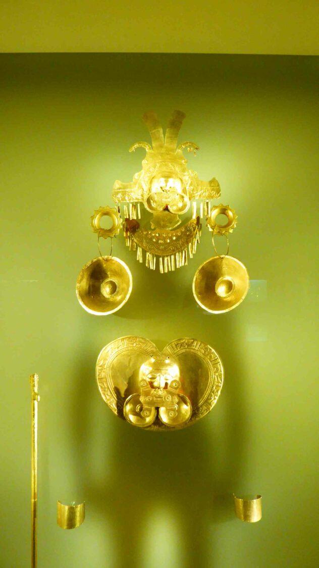 The Gold Museum in Bogota 1