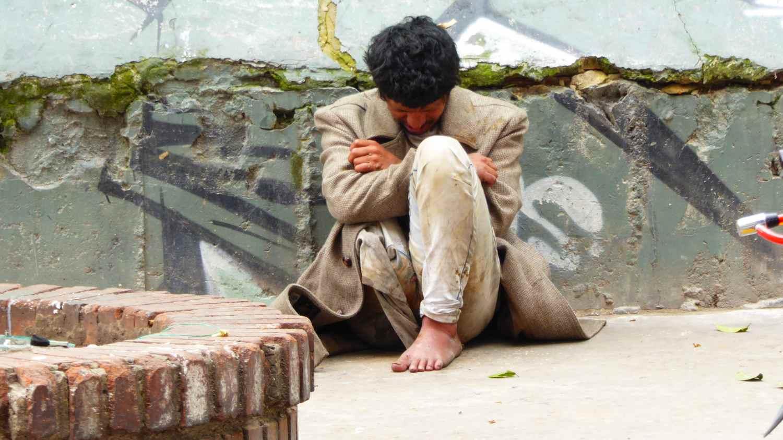 Poverty in Bogota 1