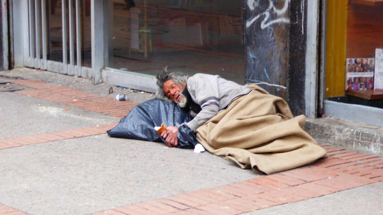 Poverty in Bogota 2
