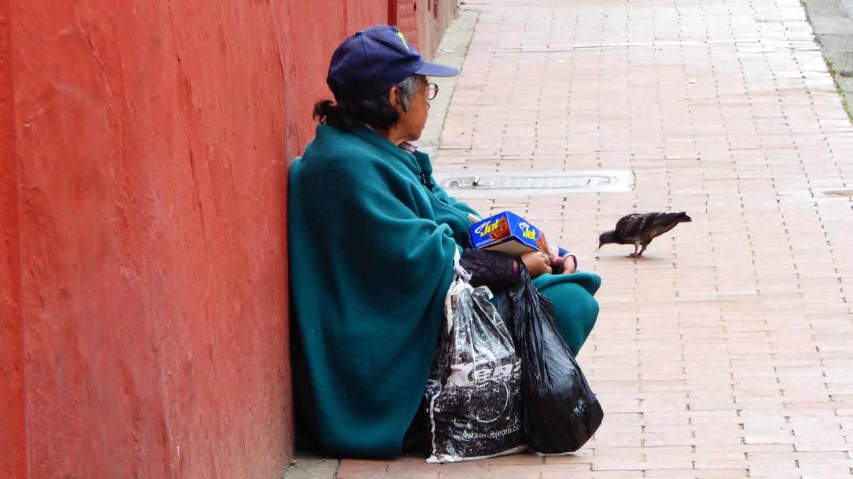 Poverty in Bogota 3